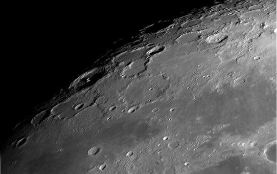Lunar astroshots