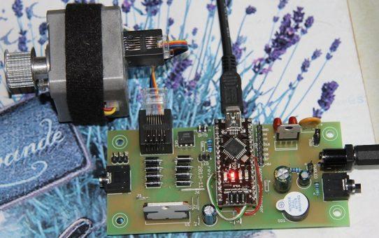 Arduino ASCOM focuser kit