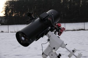 200mm newtonian on EQ6 mount