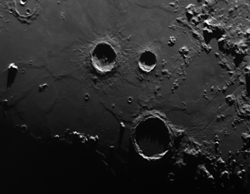 Archimedes, Sinus Lucinus