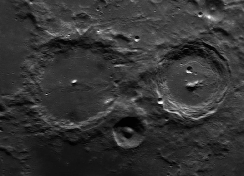 Alphonsus, Arzachel, Alpetragius