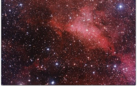 Swan nebulaes strikes back