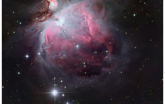 Elusive Orion