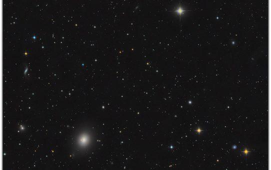 Galaxies, galaxies, galaxies...