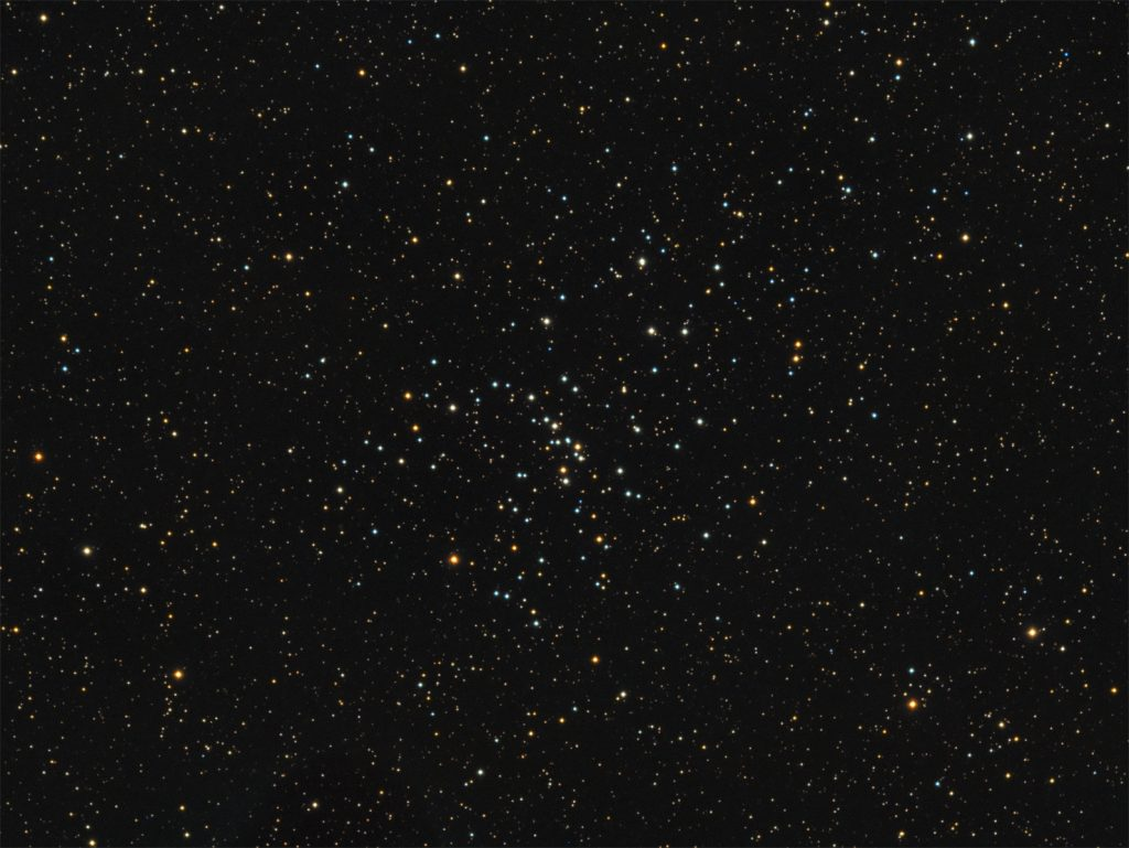 M48 open cluster