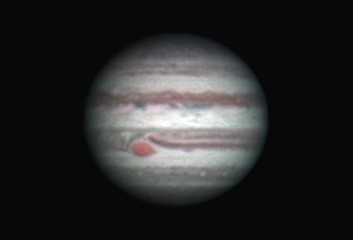 Last Jupiter