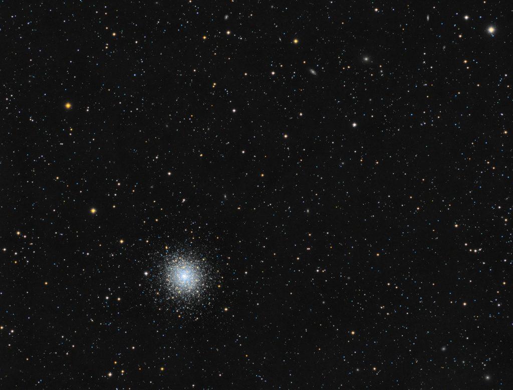 M92 globular cluster in Hercules
