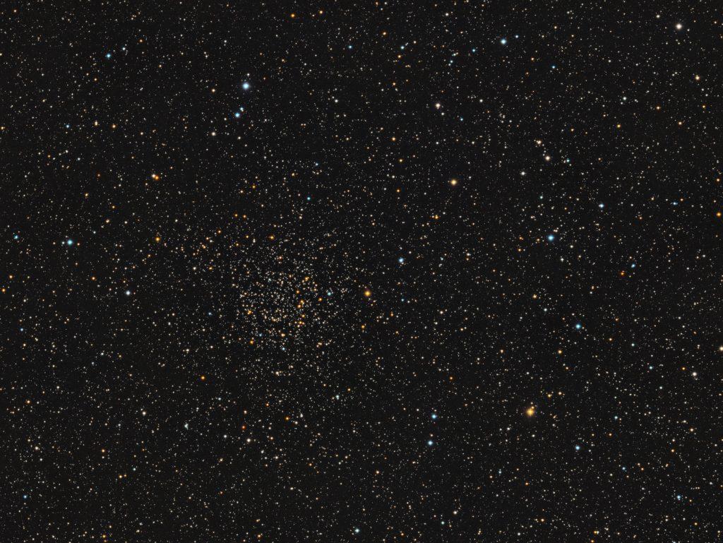 NGC7789 Caroline's Rose open cluster