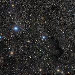 High clouds Barnard 174