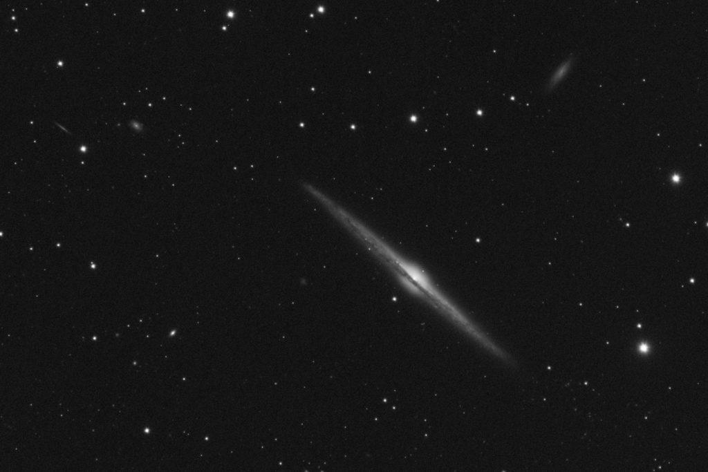 NGC4565 Needle galaxy