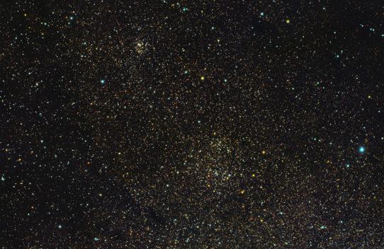 Stars among stars