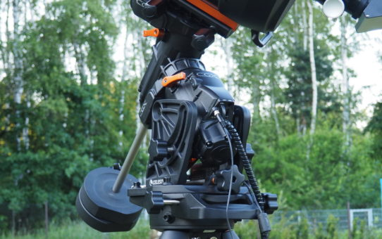 Few nights with Celestron CGX - night I