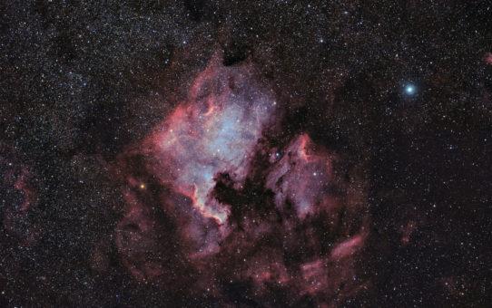NGC7000 wide field rich field