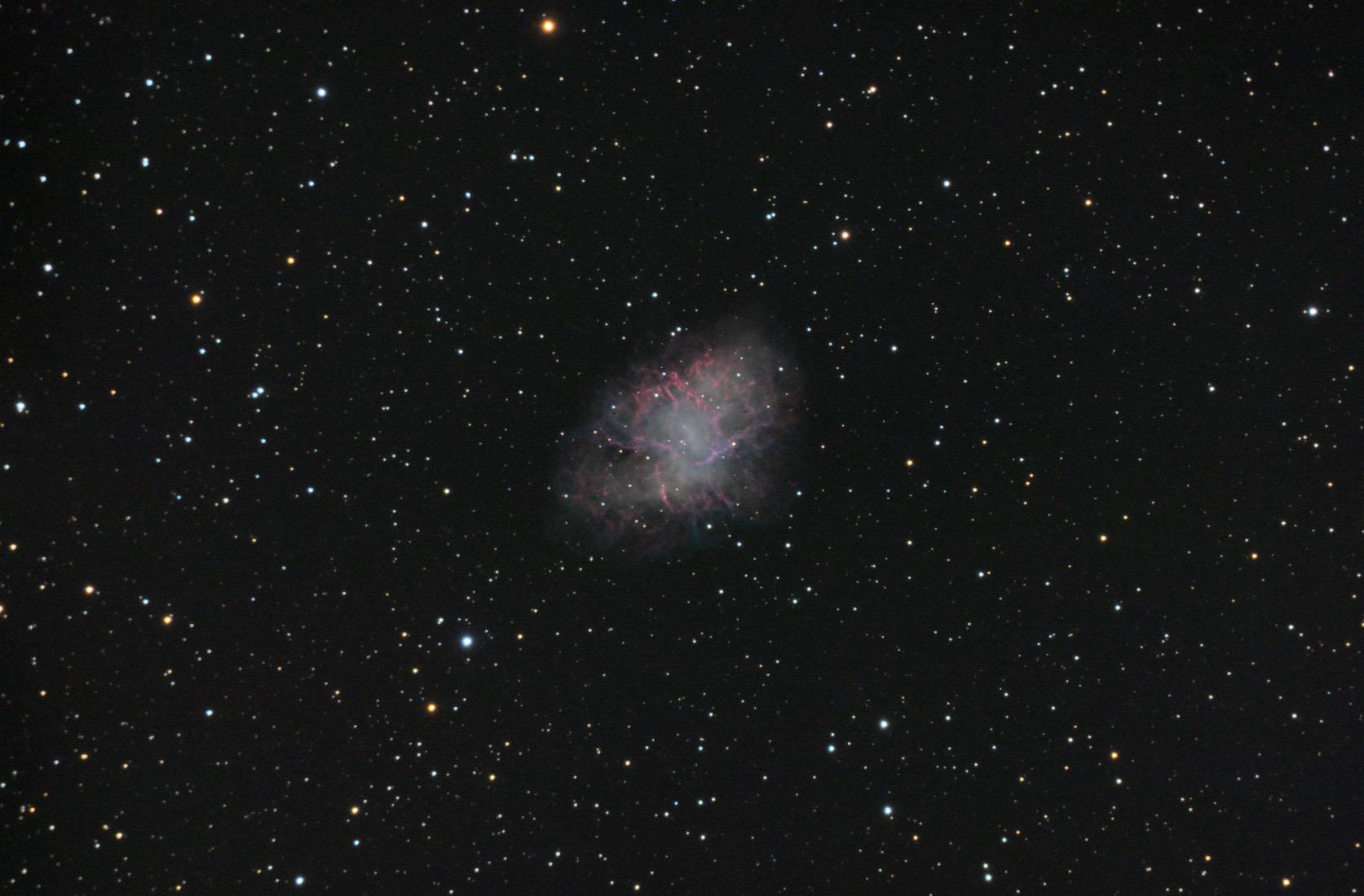 M1 Crab RGB