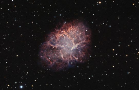 M1 Crab - born in 1054