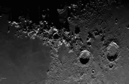 April 2018 Moonscapes