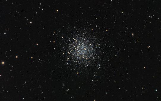 NGC5466 globular cluster