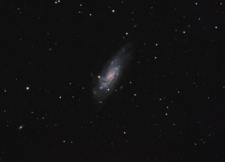 NGC4559 galaxy in Coma Berenices
