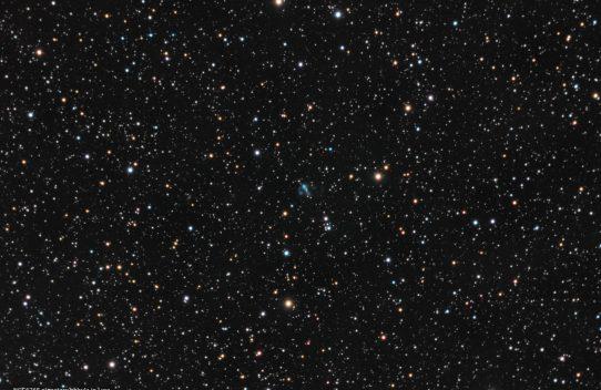 Strange NGC6765