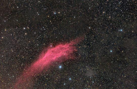 Dust in California NGC1499