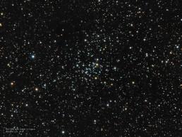 NGC7086 open cluster