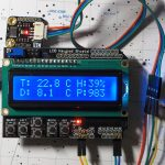 Astro Arduino – part II – weather monitor
