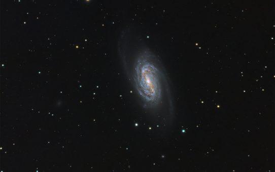 NGC2903 barred spiral galaxy (UPDATE)