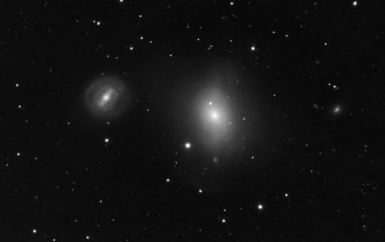 M85 and NGC4394