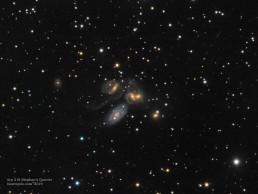 Arp 319 Stephan's Quintet
