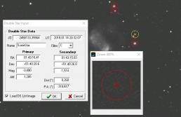 Double star measurements