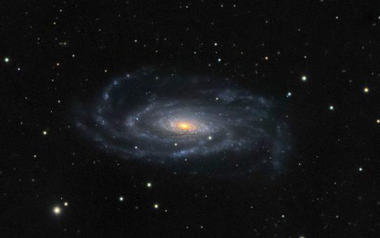 NGC5033 spiral galaxy