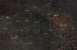 Cepheus area annotated