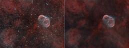 Starnet++ NGC6888 example